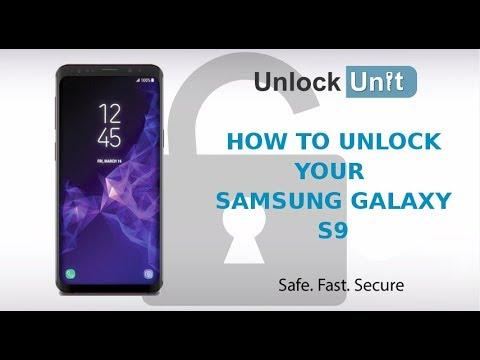 How to Unlock Samsung Galaxy S9 Using Unlock Codes | UnlockUnit
