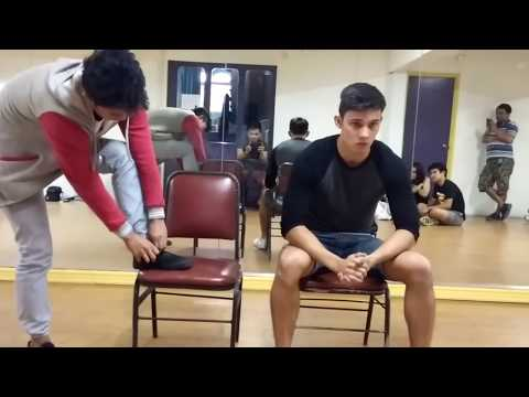 The Kiss (Acting Workshop)