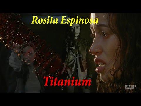 Rosita Espinosa-Titanium