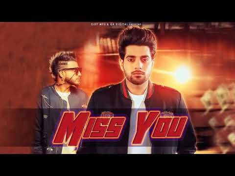 Miss You (full Song) - Guri | Dj Flow | New Punjabi Songs 2018