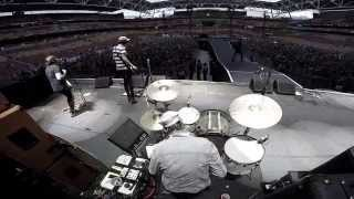 The Delta Riggs / Foo Fighters Tour Diary 2015