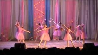 Детский танец из балета 'Фея кукол'. Исп.уч. 5 кл. МДХШ. Худ.рук. Л.Бендерская. 4 ноября 2013 года.