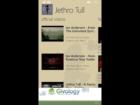 Jethro Tull, New USA Tour, New App!