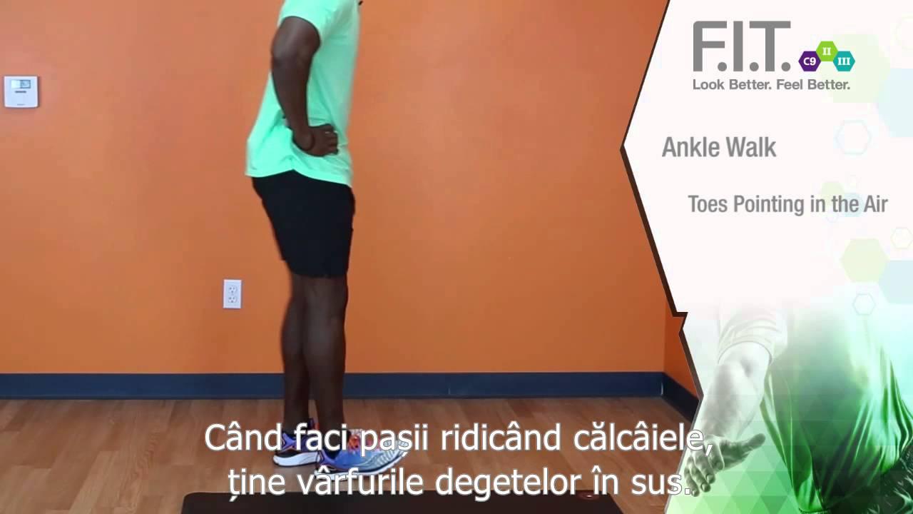 exerciții de fitness în varicoză)