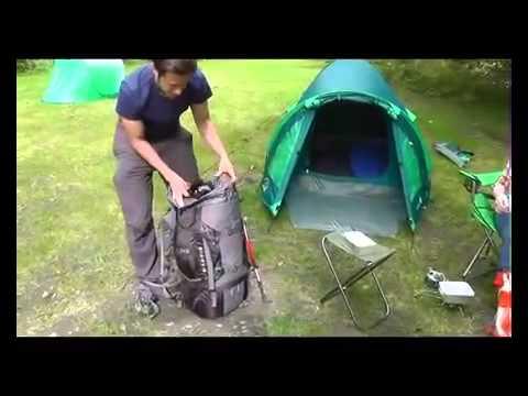 f19563dbc2b Highlander Discovery 65 rugzak - YouTube