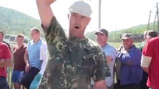 Жителі Банилова-Підгірного обурилися через поліцейський пост в селі