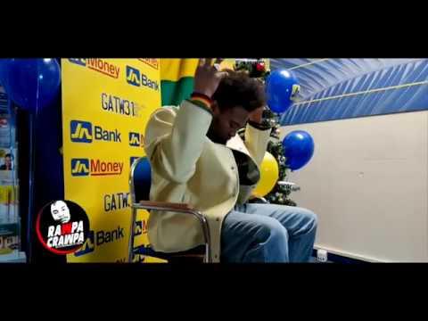 Pray For Ninja Man - Jamaican Christmas Greetings Full Length Behind The Scene ( 8 Nov 2017 )