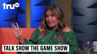 Talk Show the Game Show - Cristela Alonzo's Golden Girl Obsession | truTV