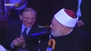 علي جمعة في فيديو قديم من ٢٠١٢ : اسم أولاد عنان على مسجد الفتح
