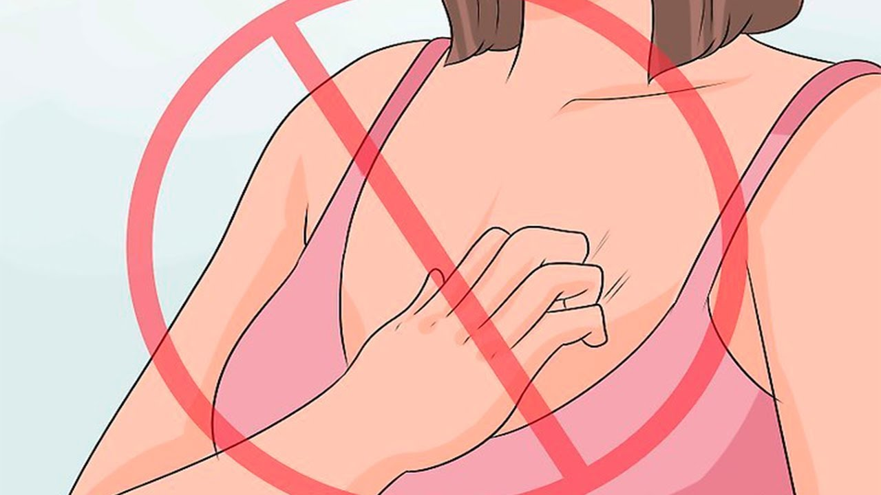 Itchy breasts and other early signs of pregnancy