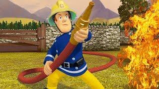 Пожарный Сэм на русском | Космический Поезд 🚒 Эпизоды Компиляция | Новые серии HD 🔥 мультфильм