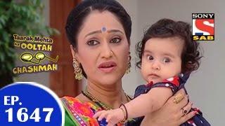 Taarak Mehta Ka Ooltah Chashmah - तारक मेहता - Episode 1647 - 9th April 2015