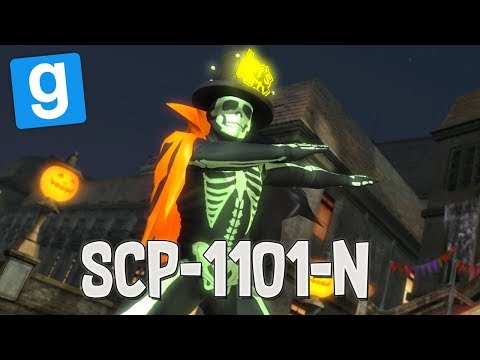 SCP RP // LE RETOUR DU ROI D'HALLOWEEN ! - Garry's Mod streaming vf