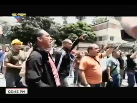 Trabajadores de VTV y TVES defienden instalaciones en Los Ruices ante asedio este 20 de julio