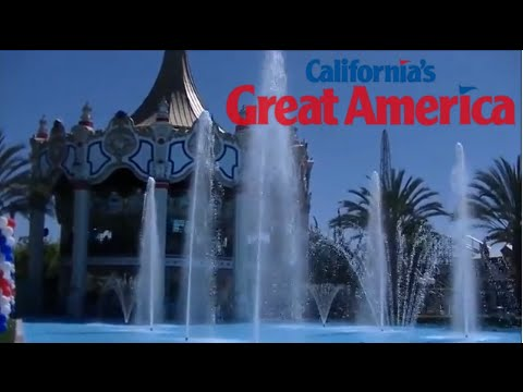 California's Great America Tour & Review with The Legend