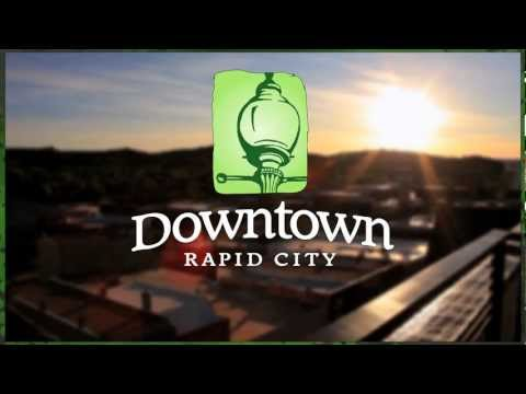 Downtown Rapid City Highlight Video