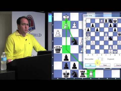 Calculating | Chess Puzzles - GM Ronen Har-Zvi - 2013.11.21