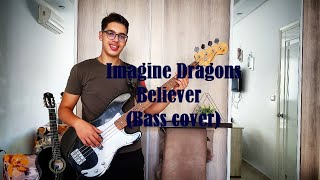 Baixar Imagine Dragons-Believer (bass cover)