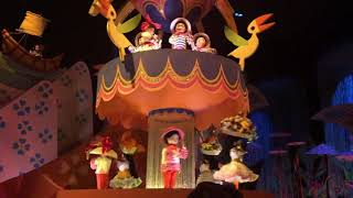 It's A Small World At Disney's Magic Kingdom In Lake Buena Vista, FL