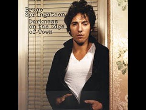 The Promised Land BRUCE SPRINGSTEEN Darkness On The Edge Of Town 1978 LP 2014 Reissue