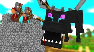 Enderdragon Life - Minecraft Animation