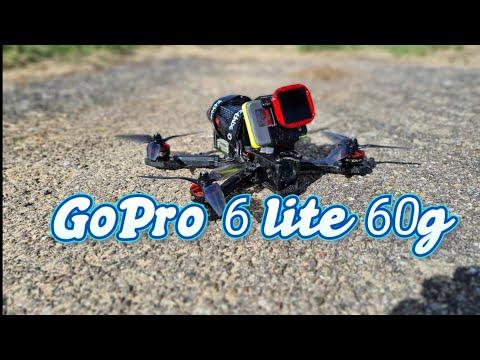 Фото GoPro Hero 6 Lite 60g 4k APEX Impulserc Freestyle FPV