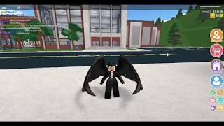 Roblox: Robloxian Highschool | How to be a Funny Guy In A Tux