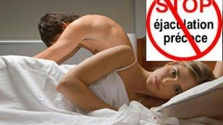 Comment soigner naturellement l'éjaculation précose et la dysfontion erectile