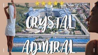 ОБЗОР ОТЕЛЯ CRYSTAL ADMIRAL RESORT SUITES SPA 5 как меня спасли в отеле