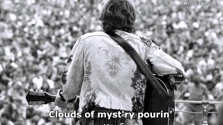Creedence Clearwater Revival - Who'll Stop The Rain Lyrics