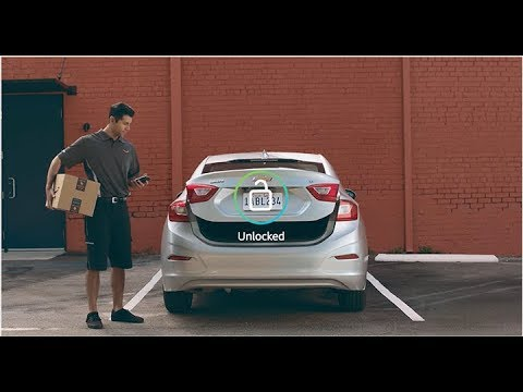 Amazon Key In- Car Delivery: You Park, We Deliver