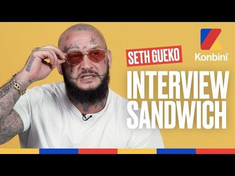 Seth Gueko - Un sandwich et une galette | Konbini