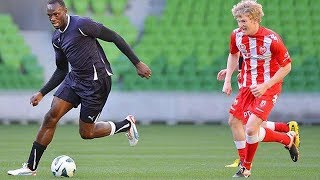 Usain Bolt SIGNING with German Soccer Team??