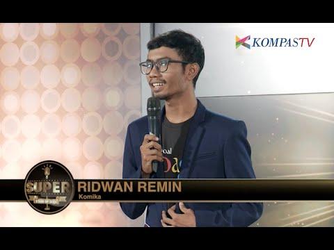 Ridwan Remin: Perjalanan ke Bandung - SUPER Stand Up Seru eps 184