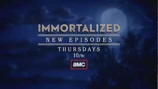 Immortalized | New Episodes Thursdays at 10/9c
