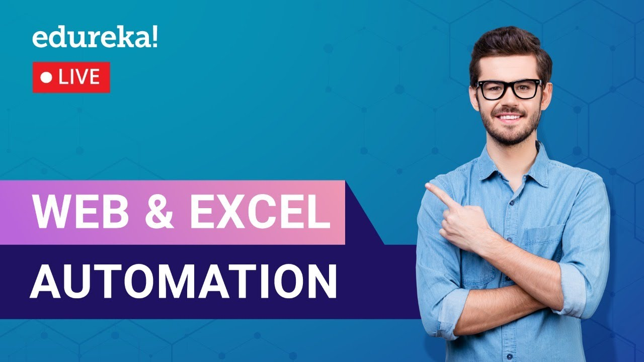 Web and Excel Automation | UiPath Examples | UiPath Training