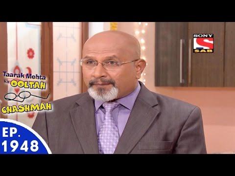 Taarak Mehta Ka Ooltah Chashmah - तारक मेहता - Episode 1948 - 31st May, 2016