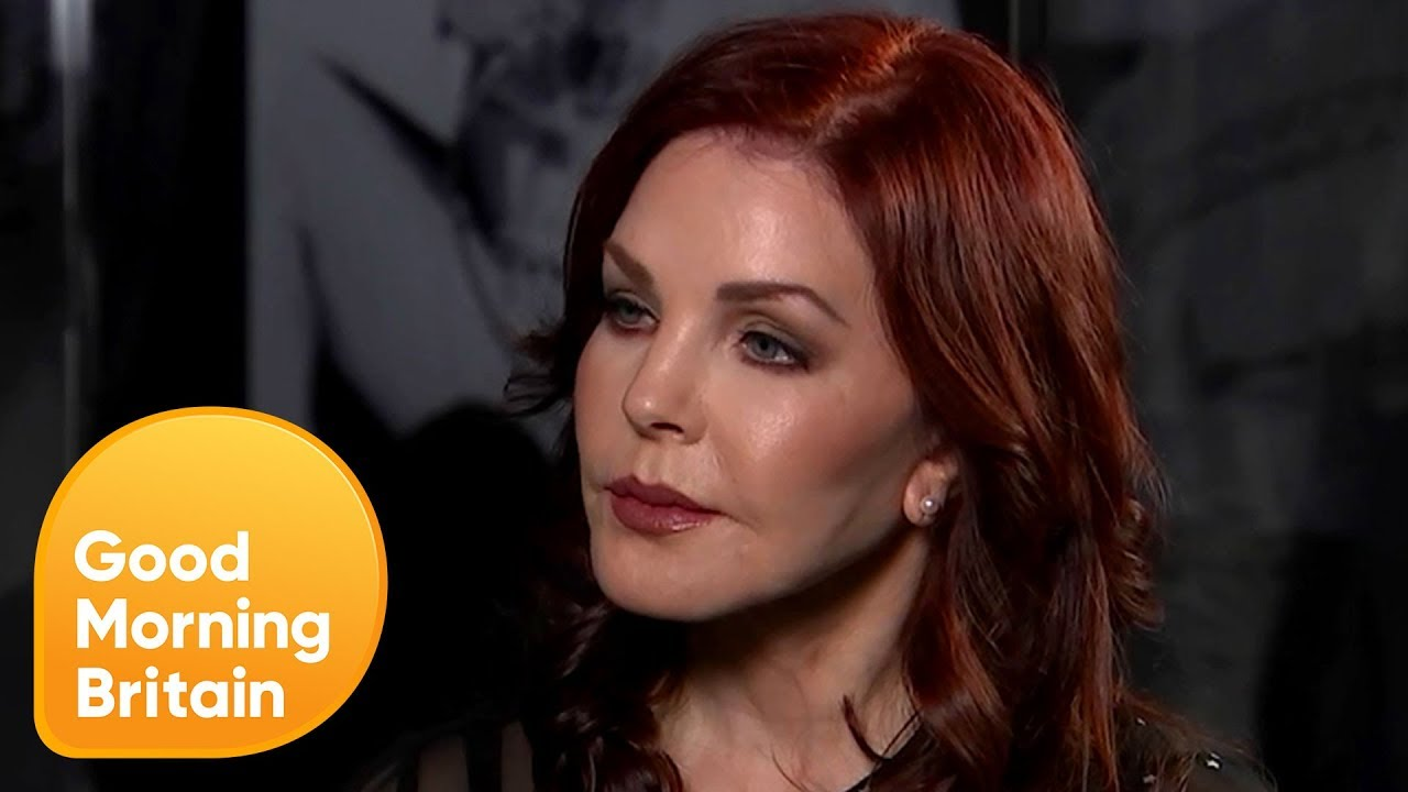 Priscilla Presley Admits Elvis Could Never Have Beaten His Demons | Good Morning Britain