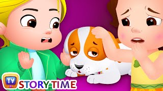 ChuChu and Her Puppy - ChuChu TV Storytime Good Habits Bedtime Stories for Kids