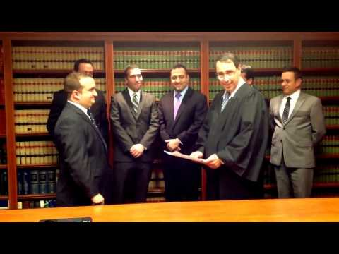 Ronald J. Morgan sworn into NJ Bar and Federal Bar.    With over 150 years of combined experience, the attorneys at Ginarte O'Dwyer Gonzalez Gallardo & Winograd, LLP, have been...