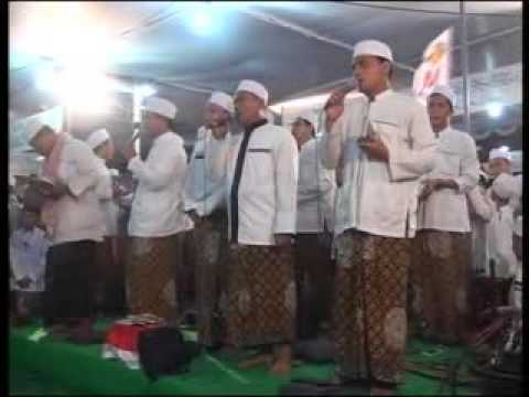 Tholaal Badru Al Munsyidin Live in Ponpes Al Amin Kauman Tanggal 8 Maret 2016