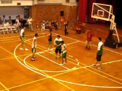 SBL 台啤籃球隊 - 襲爵來義高中 ( 第 1 篇 )