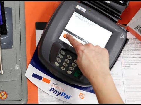 how to pay with PayPal in store with code and pin and phone number very easy walmart