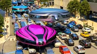 5 AMAZING FUTURE VEHICLES YOU MUST SEE