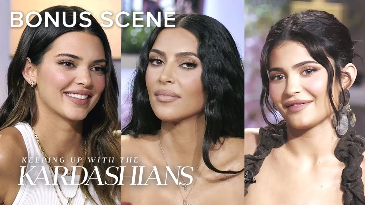 Kardashian-Jenners Give Advice to Their Younger Selves | KUWTK Bonus Scene | E!