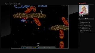 Arcade Archives GRADIUS II  (PS4) One Credit Game Sample