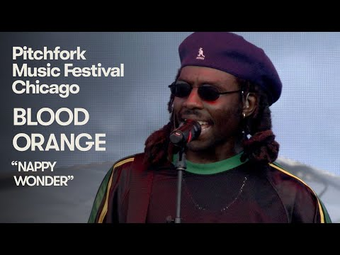 "Blood Orange Performs ""Nappy Wonder"" | Pitchfork Music Festival 2018 Mp3"