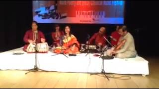 World Poetry and Indian classical Music Festival 2014 in Leeds