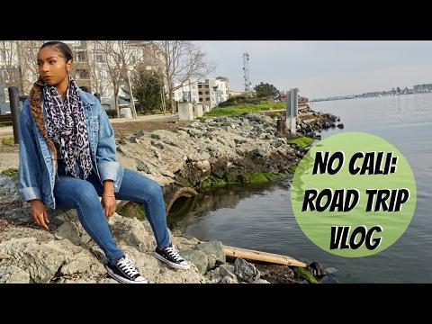 ROAD TRIP: San Francisco, Oakland & Sacremento  Hilarious Vlog ft. Breanna Renne