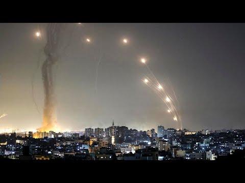 نتانياهو يتوعد بتكثيف الهجمات ضد حماس التي تعلن استهداف تل أبيب بـ130 صاروخا  - نشر قبل 3 ساعة